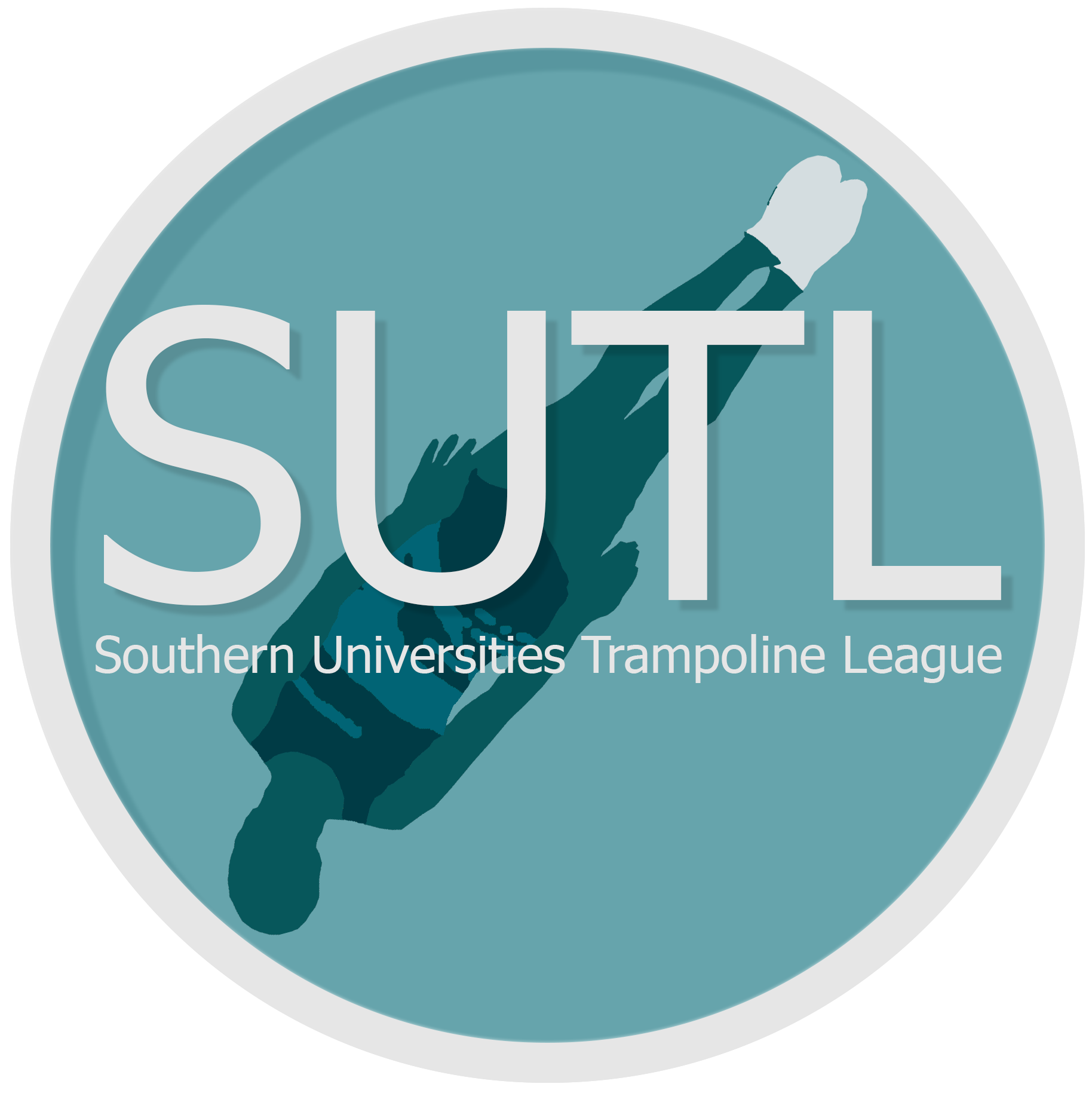 Southern Universities Trampoline League Logo